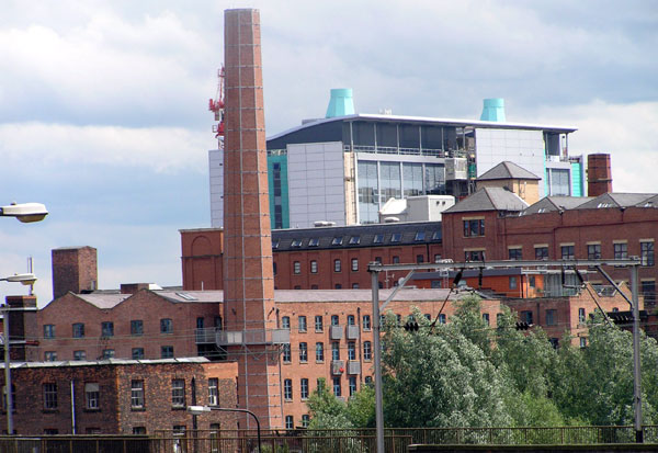Chorlton New Mill