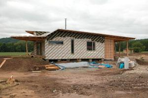 Návrhy dřevostaveb