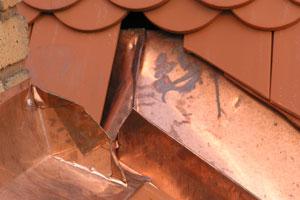 Klempířské detaily