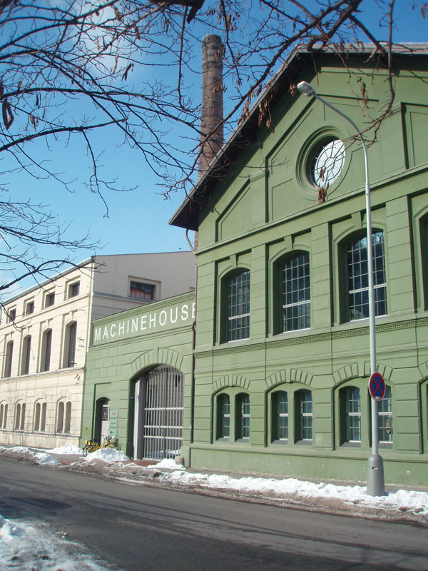 Strojovna, Machinehouse