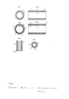 RT trouby podle ilustrace k původnímu patentu