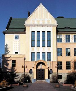 Reálné gymnázium v České Třebové, návrh 1909 (zdroj: Nostradamus, 2000, Wikimedia Commons, CC BY-SA 2.5)