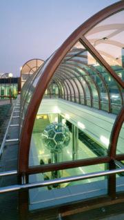 Obr. 3 Stanice Lužiny, metro V.B, 1994