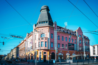 Hotel Grand, současný stav