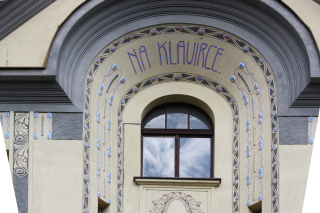 Vila Na Klavírce, detail