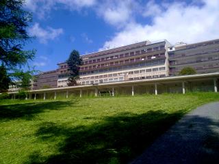 Národní ústav tuberkulózy, plicních chorob a hrudní chirurgie ve Vyšných Hágách, původně Masarykovo sanatorium Ústřední sociální pojišťovny pro léčbu TBC ve Vyšných Hágách