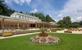 Hotel Společenský dům v Luhačovicích, současný stav