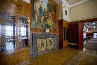 Výzdoba reprezentativní rezidence primátora hl. m.  Prahy