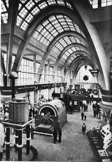 Výstaviště v Brně, pavilon A, 1928