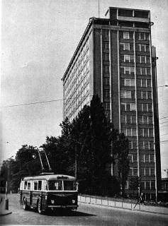 Budova 21 ve Zlíně, 1938