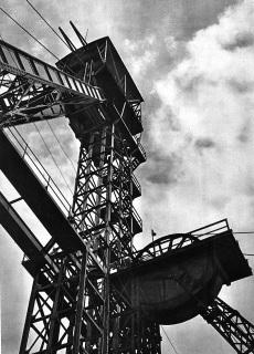 Těžní věže – symbol hlubinných dolů a dovedné dílo ocelových konstrukcí