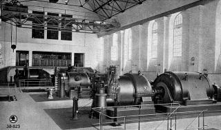 Tepelná elektrárna v Záhřebu – kompletní dodávka Akciové společnosti, dříve Škodových závodů v Plzni; větší turbína má výkon 10 MW