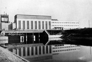 Hydroelektrárna v Ladcích na Váhu