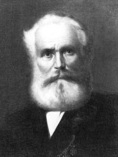 Michael Thonet kolem roku 1855