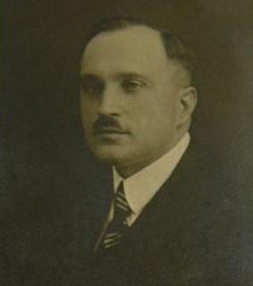 Obr. 01 Emil Králíček před rokem 1930 (zdroj: autor neznámý, volné dílo)