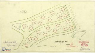 Návrh regulačního plánu výstavní kolonie (osada) Baba