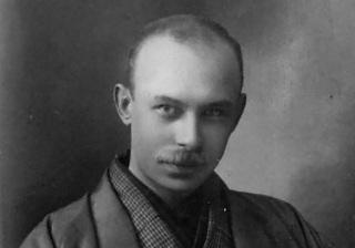 Jan Letzel ve dvacátých letech minulého století (zdroj: http://pearl.age.jp/ parkhotel/letzel/letzel.html)