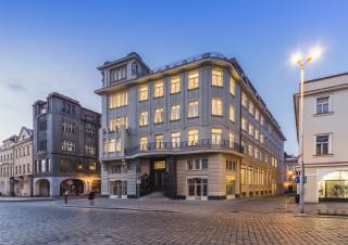 Hlavní pohled z Velkého náměstí (foto: Tomáš Malý)
