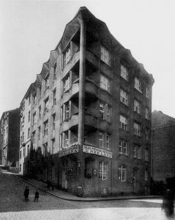 Dům Hodek pod Vyšehradem