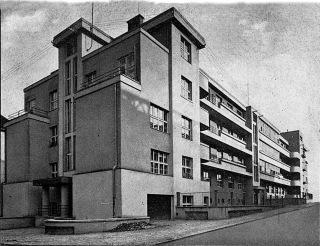 01 Bytové domy pro vojenské gážisty v Mladé Boleslavi