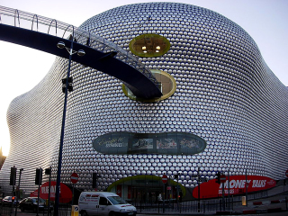 Obchodní dům Selfridges, Birmingham, 1999