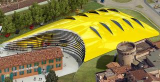 Muzeum Enza Ferrariho, Modena, 2012