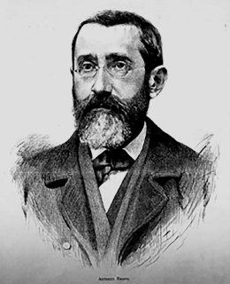 Antonín Baum, 1886