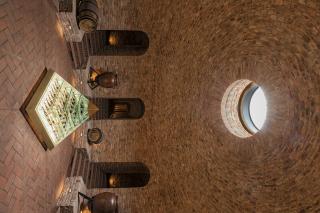 Podzemní rotunda