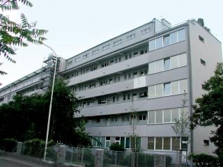 Městské domy v Praze-Holešovicích, U Městských domů 2– 4