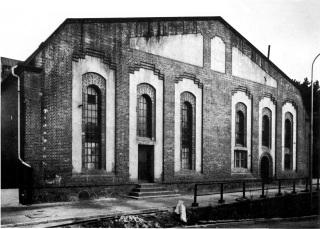 Stará čistírna odpadních vod (W. H. Lindley), Praha-Bubeneč, Papírenská 6, 1900 až 1902 [5]
