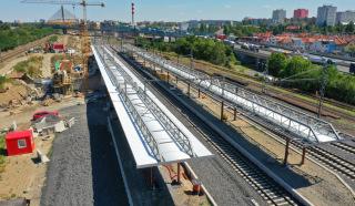 Obr. 06 Železniční stanice Praha-Zahradní Město