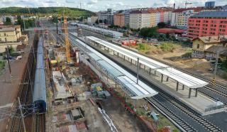 Obr. 09 Železniční stanice Praha-Vršovice