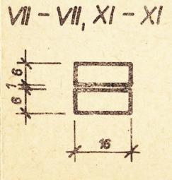 Obr. 2a Detail styku jednotlivých dílů vazníku SPP 14-24/6
