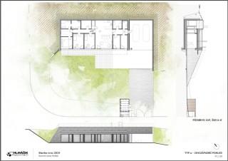 Podzemní dům typu A