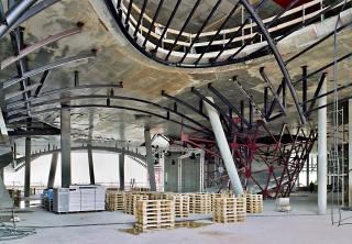 Obr. 20 Interiér prostranství The Plaza, březen 2009