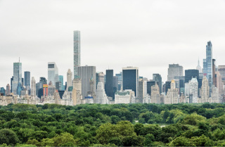 Obr. 26 Celkový pohled na dokončenou budovu 432 Park Avenue