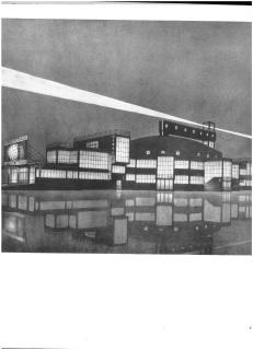 Studie Osvobozeného divadla v Praze, 1928