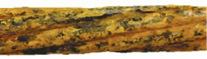 Tab. 1 Předpínací výztuž [4] - 5 Intenzivní koroze s tvorbou odlupujících se šupin. Korozně oslabeno až 8,38 % průřezové plochy.