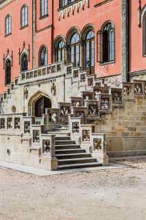 Obnovené schodiště