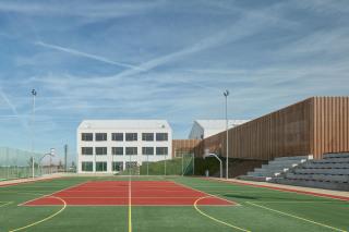 Základní škola Amos pro Psáry a Dolní Jirčany (foto: BoysPlayNice)
