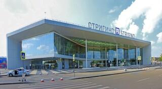 Nový terminál letiště v Nižním Novgorodě (zdroj httpwww.wikiwand.com)