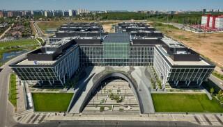 Administrativní komplex COM CITY Moskva