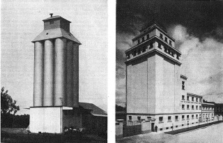 Silo a hospodářské skladiště – typové stavby z Čech a Moravy