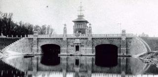 Původní stav v roce 1905