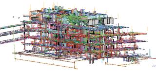 DGPN - 3D model všech profesí TZB