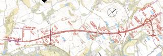 Dálnice D11, Úsek Smiřice – Jaroměř, situace