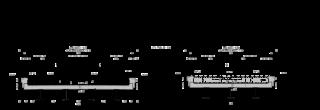 Obr. 08 SO 14-07 – vzorový příčný řez v poli