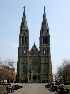 Kostel svaté Ludmily na Královských Vinohradech, 2007 (volné dílo)