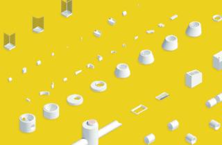 Obr. 1 Obecná geometrie pro BIM objekty ve standardu bimproject.cloud