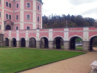 Pohled na most od západu